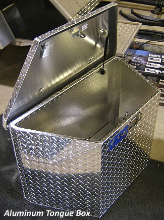 Aluminum Tongue Box